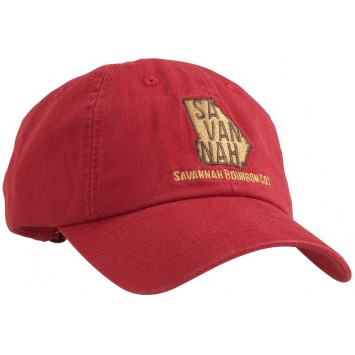 Bourbon Recipe Frat Hat: Red